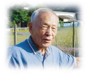 相川町有機農業博士 諏訪部さん
