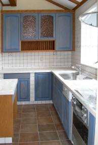 キッチン タイル オリジナル