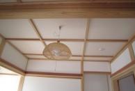 天井 和風 竹