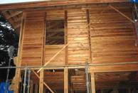 板倉づくり 構造 倉
