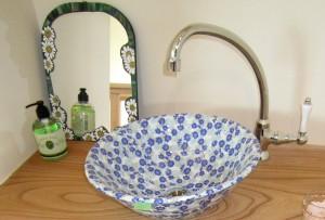 陶器 洗面