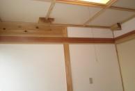 手刻み 伝統工法 和室