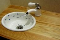 手作り 洗面台