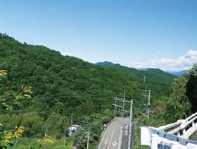 旧藤野町・牧郷地区