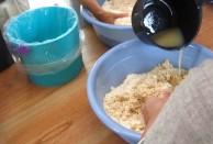 味噌作り 大豆茹で汁