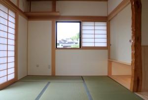 古材利用 横浜市 和室