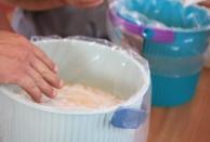味噌作り 振り塩