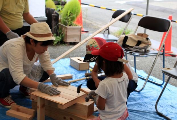 工作教室 夏休みワークショップ 神奈川
