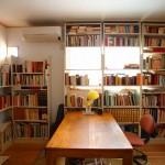 書斎 スペイン風白亜の洋館
