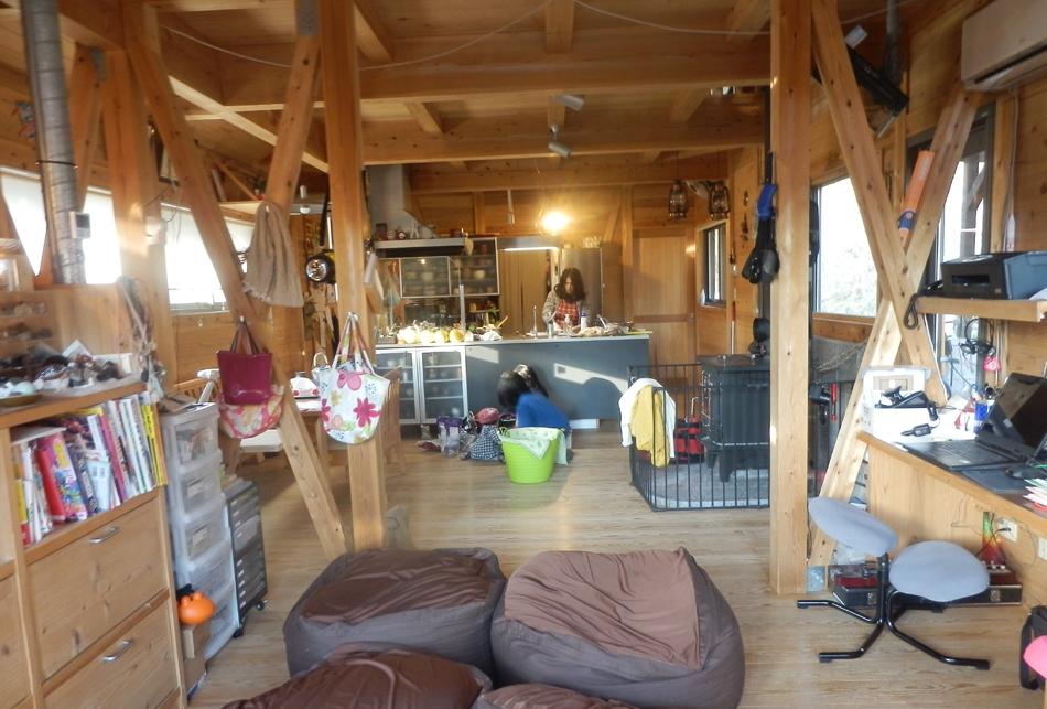清川村板倉造りの家づくり