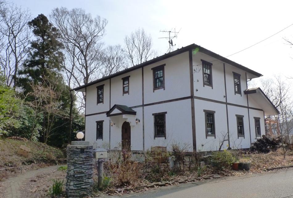 南足柄市板倉造りの家づくり