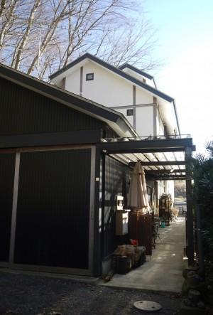 板倉造り清川村家づくり