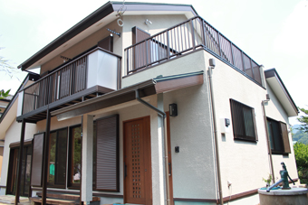 清川村樹の家