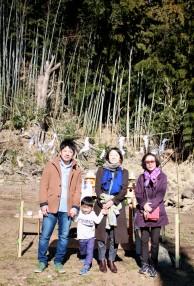 愛川町農のあるくらし地鎮祭