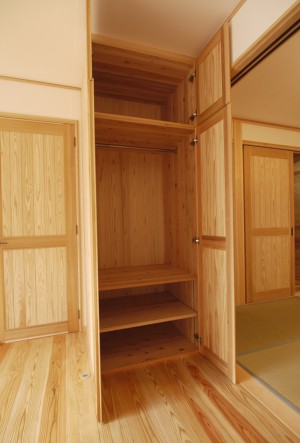 座間市木の家注文住宅