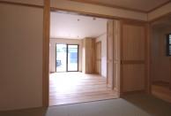 座間市注文住宅木の家