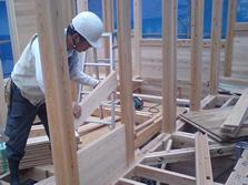 4板倉造り