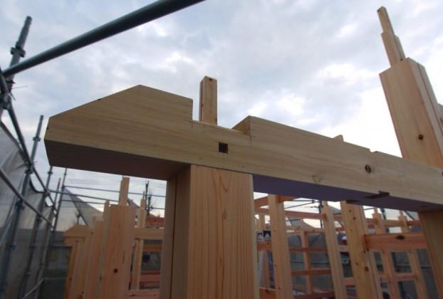木組みの継ぎ手
