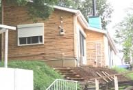 町田市丸太の家