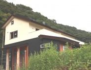 愛川町木の家