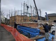 板倉造りの家構造見学会