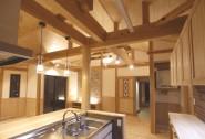 横浜市木の家平屋注文住宅