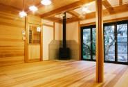 神奈川県板倉造り注文住宅