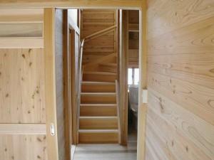 秦野市伝統工法木の家