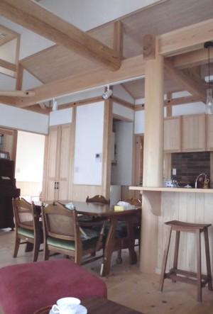 横浜市平屋木の家6