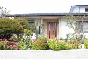 自然素材住宅のお宅訪問 古材再生の家~生活の中で受け継がれるもの