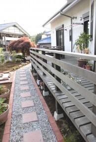 横浜市平屋木の家9