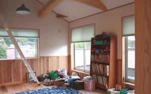 愛川町自然素材住宅8