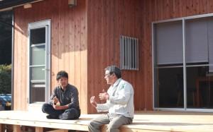 愛川町自然素材住宅3