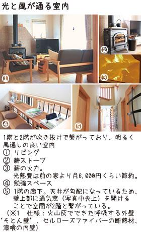 古材利用の家3