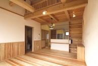 座間市自然素材住宅